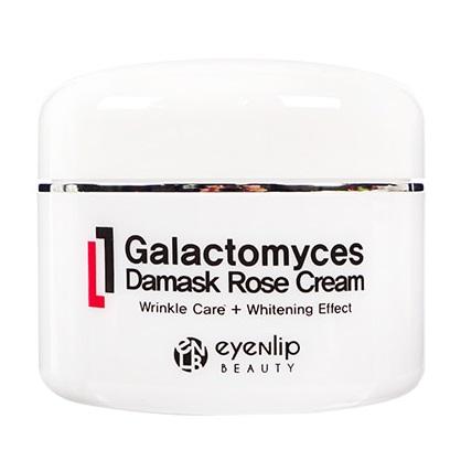 Крем осветляющий и омолаживающий<br /> EYENLIP Galactomyces Damask Rose Cream