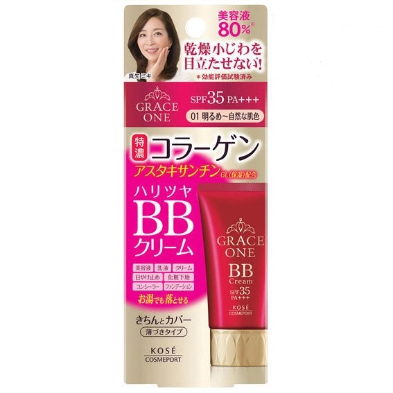 KOSE Grace One<br /> BB Cream SPF35 PA+++