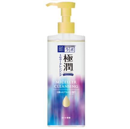 ћицелл¤рна¤ вода <br /> HADA LABO Gokujyun Premium Hyaluron Miceller Cleansing