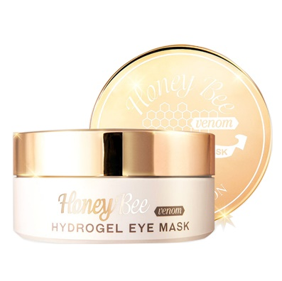 Маска (патчи) для кожи под глазами <br />TRUE ISLAND Honey Bee Venom Hydrogel Eye Mask