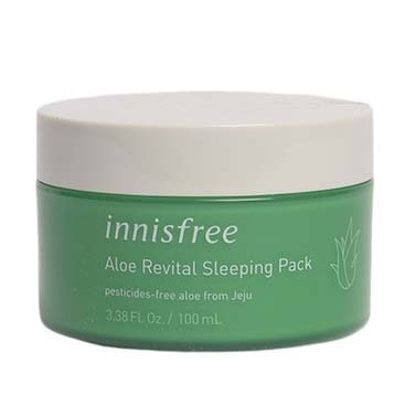 Маска ночная с алое <br />INNISFREE Aloe Revital Sleeping Pack