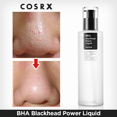 Лосьон с BHA кислотой COSRX BHA Blackhead Power Liquid