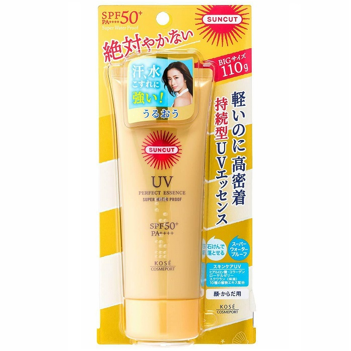 KOSE SUNCUT UV Perfect Essence<br /> SPF50+ PA++++