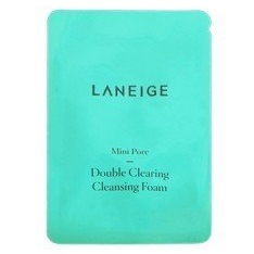 Пробник<br /> LANEIGE Mini Pore Double Clearing Cleansing Foam