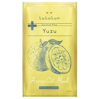 Маска тонизирующая одноразовая<br /> LULULUN Plus Yuzu Mask