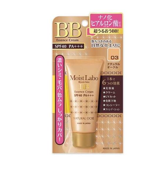 MEISHOKU Moist Labo BB Essence Cream <br />SPF40
