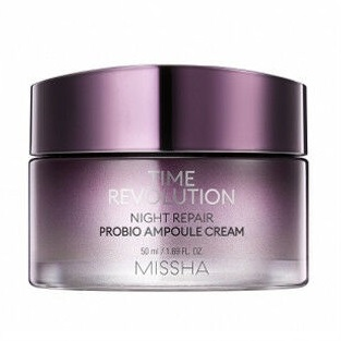 Крем ночной омолаживающий<br /> MISSHA Time Revolution Night Repair Probio Ampoule Cream<br /> 50 мл