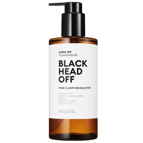 √идрофильное масло глубокоочищающее<br /> MISSHA Super Off Cleansing Oil Blackhead Off