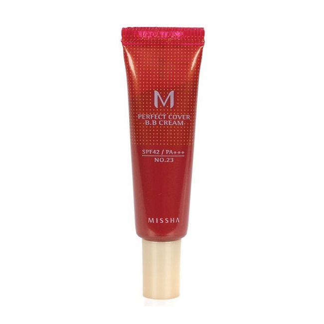 MISSHA M Perfect Cover<br /> BB Cream SPF42 <br />10 мл