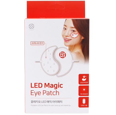 LED-патчи под глаза<br /> CLAIGIO LED Magic Eye Patch