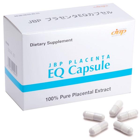 Экстракт лошадиной плаценты<br /> JBP Placenta EQ Capsule 100% Pure Rlacental Extract (LAENNEC)