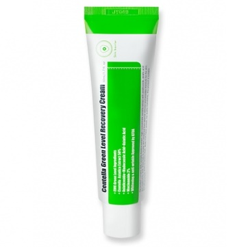 Крем успокаивающий восстанавливающий с центеллой<br /> PURITO Centella Green Level Recovery Cream