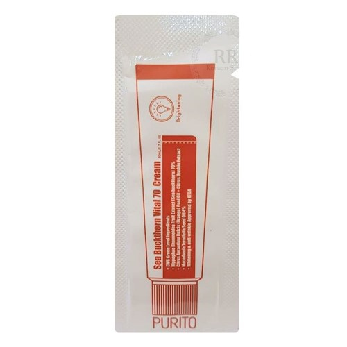 Пробник<br /> PURITO Sea Buckthorn Vital 70 Cream