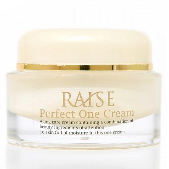 Крем с плацентой и пептидами<br /> RAISE Perfect One Cream