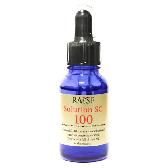 Сыворотка со стволовыми клетками<br /> RAISE Solution SC 100