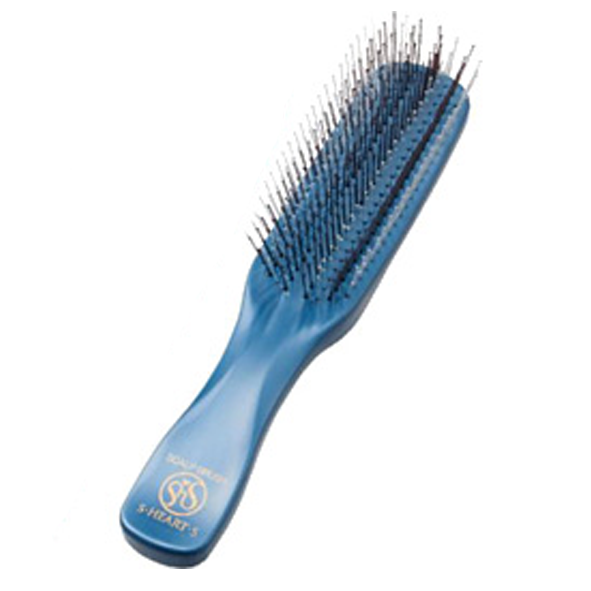 Расческа-массажер<br /> S-HEART-S Majestic Scalp Brush