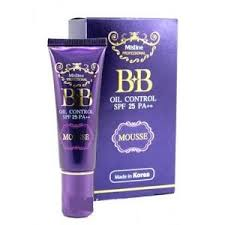 MISTINE BB Oil Control Mousse SPF25