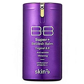 SKIN79 Super+ Beblesh Balm <br />BB Purple SPF40