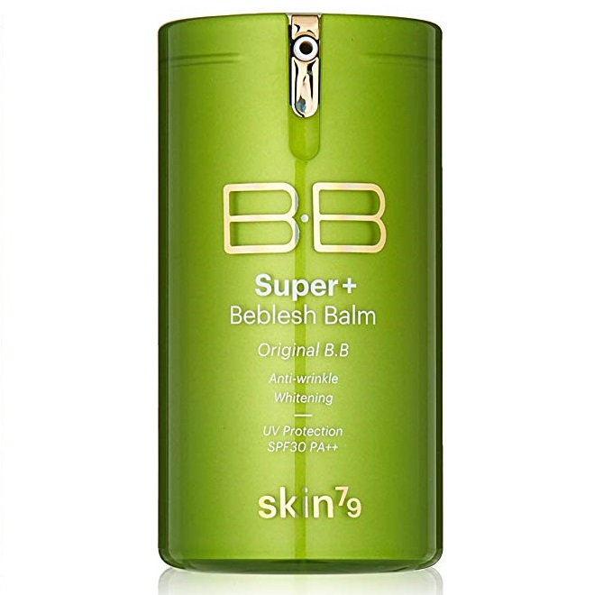 SKIN79 Super+ Beblesh Balm <br />BB Green SPF30