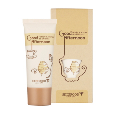 SKINFOOD Good Afternoon <br />Honey Black Tea BB Cream SPF20