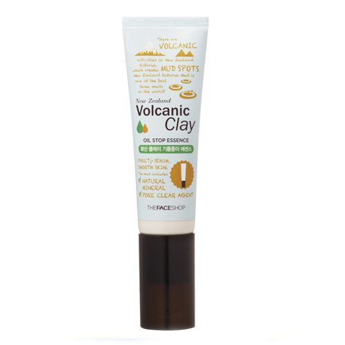 Эссенция матирующая <br />THE FACE SHOP Volcanic Clay Oil Stop Essence