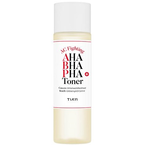 Пилинг-тонер с кислотами<br /> TIAM AC Fighting AHA BHA PHA Toner